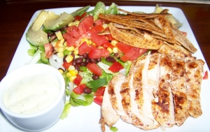 Mother Rimmy's Chipotle Tequila-Lime Chicken Salad