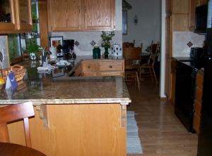 My Galley Style Kitchen