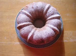 Pam's Butter Pecan Bundt Cake
